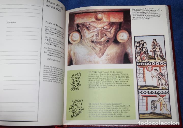 Libros de segunda mano: Agenda - Quinto Centenario - 1990 / 1991 - Culturas Pre-Colombinas - Foto 30 - 191750482