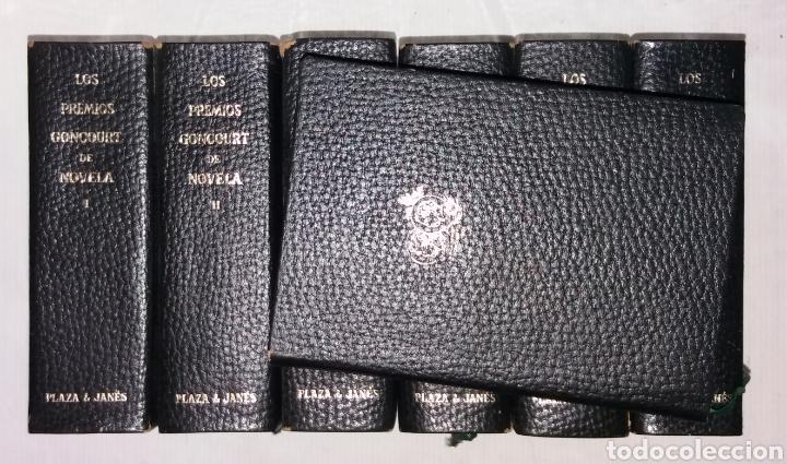 Libros de segunda mano: LOS PREMIOS GONCOURT 7 TOMOS 1969, ED PLAZA&JANES - Foto 2 - 191783822