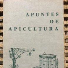 Livros em segunda mão: APUNTES DE APICULTURA, 1977. Lote 191810471