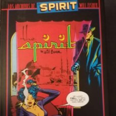 Livres d'occasion: LOS ARCHIVOS DE SPIRIT VOLUMEN 13. Lote 191823875