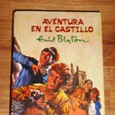 Livros em segunda mão: BLYTON, ENYD. AVENTURA EN EL CASTILLO (COLECCIÓN AVENTURAS ; 2). Lote 191827802