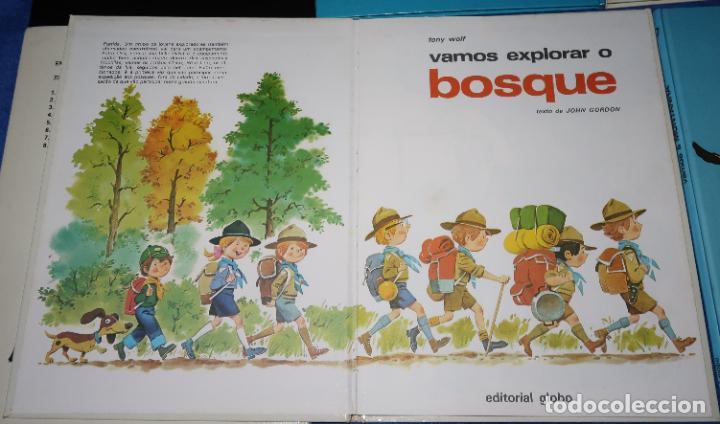 Libros de segunda mano: Lote de 6 libros de Tony Wolf - Editorial Globo (1983) ¡Portugués! - Foto 2 - 191850197