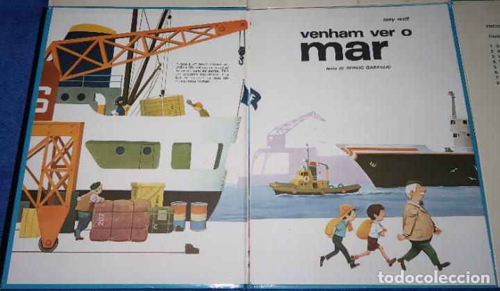 Libros de segunda mano: Lote de 6 libros de Tony Wolf - Editorial Globo (1983) ¡Portugués! - Foto 5 - 191850197