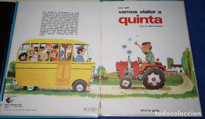 Libros de segunda mano: Lote de 6 libros de Tony Wolf - Editorial Globo (1983) ¡Portugués! - Foto 6 - 191850197