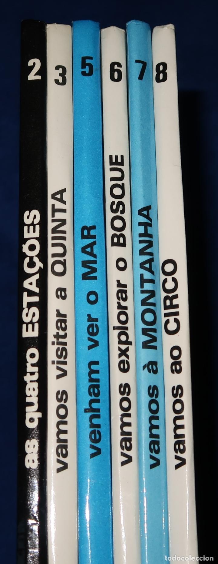 Libros de segunda mano: Lote de 6 libros de Tony Wolf - Editorial Globo (1983) ¡Portugués! - Foto 9 - 191850197