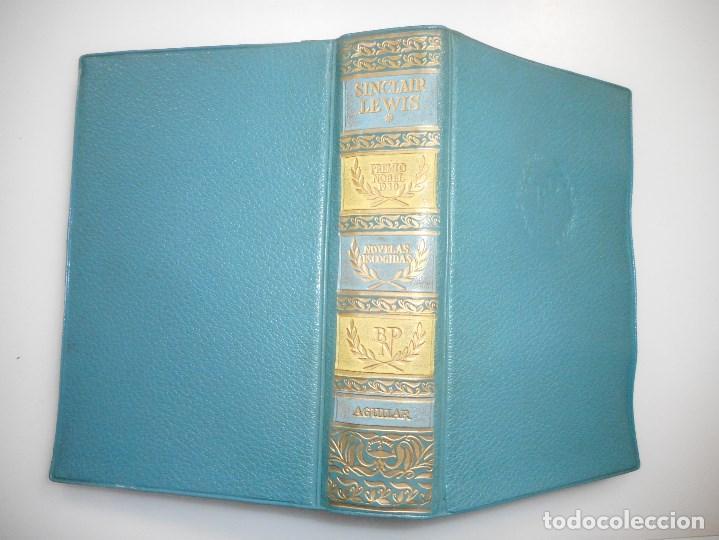 SINCLAIR LEWIS OBRAS ESCOGIDAS I Y98134 (Libros de Segunda Mano (posteriores a 1936) - Literatura - Otros)