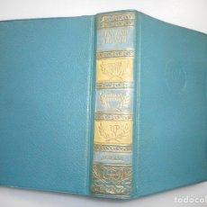 Libros de segunda mano: SINCLAIR LEWIS OBRAS ESCOGIDAS I Y98134. Lote 191877233