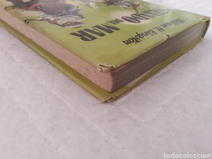 Libros de segunda mano: Salvado del mar. William H Kingston. Fariñas. Colección juvenil cadete 112. Libro - Foto 8 - 191987825