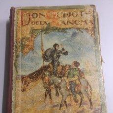 Libros de segunda mano: DON QUIJOTE DE LA MANCHA EDICIÓN NIÑOS 19X13. 628 PÁG.. Lote 192024015