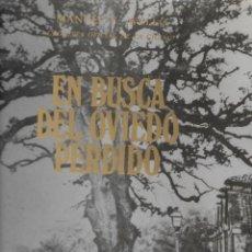 Libros de segunda mano: EN BUSCA DEL OVIEDO PERDIDO. DE MANUEL F. AVELLO. Lote 192055988