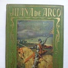 Livres d'occasion: JUANA DE ARCO. PÁGINAS BRILLANTES. Lote 192144718