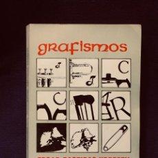 Livros em segunda mão: GRAFISMOS EDGAR BASTIDAS URRESTY EDICIONES FUNDACION CULTURA TESTIMONIO 1ª EDICION 1983. Lote 192160213