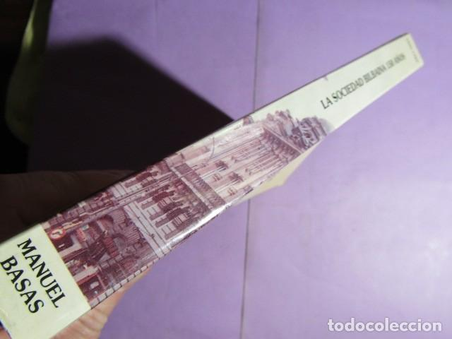 Libros de segunda mano: LA SOCIEDAD BILBAINA 150 AÑOS; BASAS FERNANDEZ, Manuel - Foto 2 - 192164205