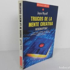 Libros de segunda mano: TRUCOS DE LA MENTE CREATIVA (JOYCE WYCOFF) MARTINEZ ROCA-1994. Lote 192170601