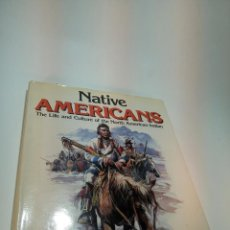 Libros de segunda mano: NATIVE AMERICANS. THE LIFE AND CULTURE OF THE NORTH AMERICAN INDIAN. NORMAN BRANCROFT HUNT. 1991.. Lote 192194942