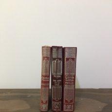 Libros de segunda mano: CRISOLIN 46,49 Y 54. Lote 192205253