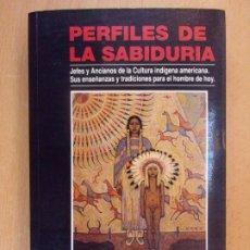 Livros em segunda mão: PERFILES DE LA SABIDURIA / STEVEN MCFADDEN / 1ª ED. 1992.. Lote 192277701