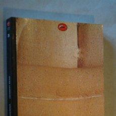 Libros de segunda mano: LA ESCULTURA MODERNA. HERBERT READ.. Lote 192313056
