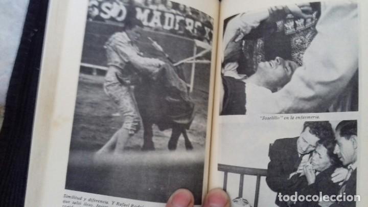 Libros de segunda mano: CRONICA DE SANGRE. JOSE ALAMEDA. 400 CORNADAS MORTALES Y ALGUNA MAS.GRIJALBO 1981 - Foto 7 - 192320853