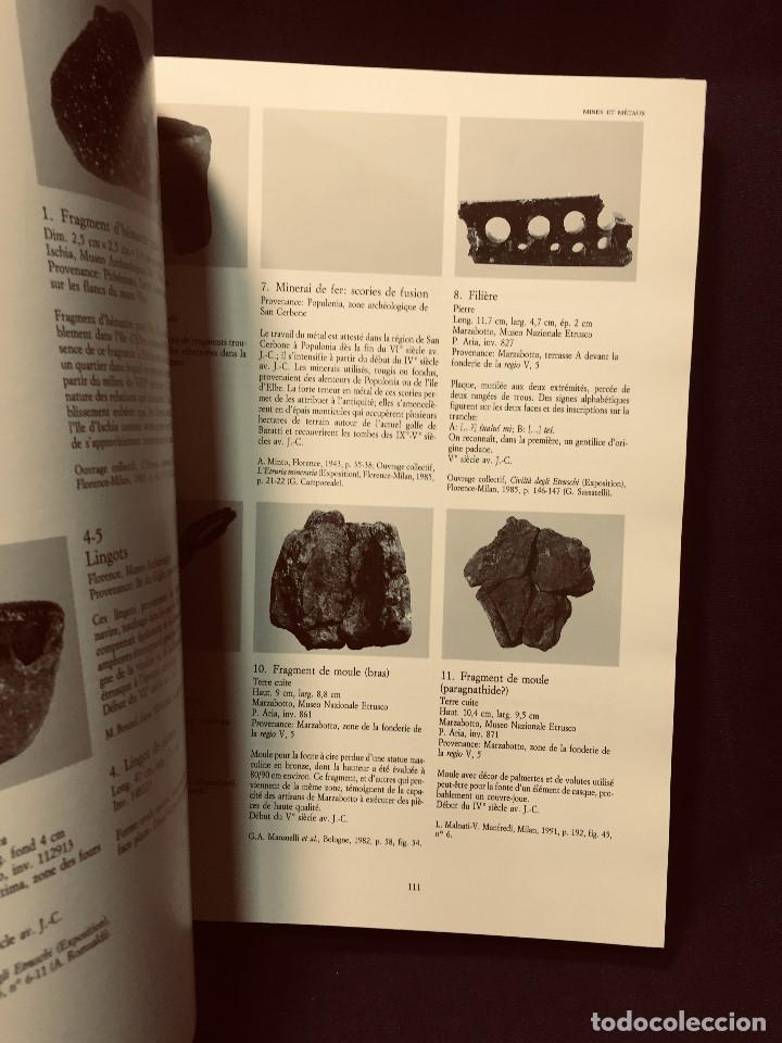 Libros de segunda mano: les etrusques et leurope musees nationaux etruscos y europa 1992 grand palais paris 31,5x24cms - Foto 2 - 192384146