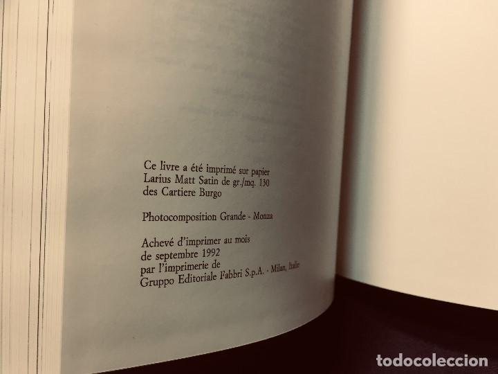 Libros de segunda mano: les etrusques et leurope musees nationaux etruscos y europa 1992 grand palais paris 31,5x24cms - Foto 7 - 192384146