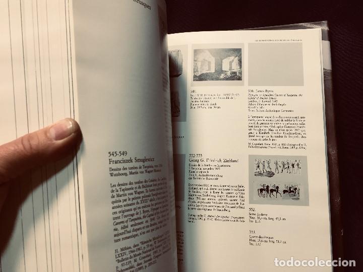 Libros de segunda mano: les etrusques et leurope musees nationaux etruscos y europa 1992 grand palais paris 31,5x24cms - Foto 8 - 192384146