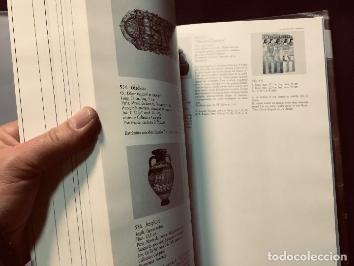Libros de segunda mano: les etrusques et leurope musees nationaux etruscos y europa 1992 grand palais paris 31,5x24cms - Foto 10 - 192384146