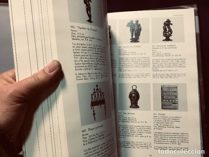 Libros de segunda mano: les etrusques et leurope musees nationaux etruscos y europa 1992 grand palais paris 31,5x24cms - Foto 11 - 192384146
