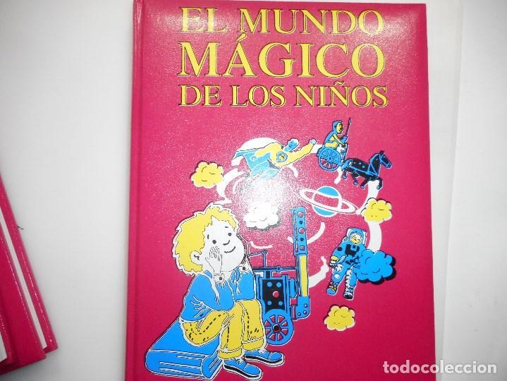 EL MUNDO MÁGICO DE LOS NIÑOS(12 TOMOS) Y98274T (Libros de Segunda Mano - Literatura Infantil y Juvenil - Otros)