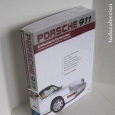 Libros de segunda mano: PORSCHE 911. ENTHUSIAST´S COMPANION. CARRERA 2, CARRERA 4 TURBO 1989-1994. ADRIAN STREATHER. . Lote 192479895