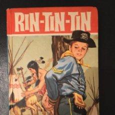 Libros de segunda mano: LIBRO RIN-TIN-TIN, EL BRUJO PAWNE, PRIMERA EDICION DE 1963, BRUGUERA. Lote 192481927