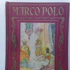 Livres d'occasion: PÁGINA BRILLANTES. MARCO POLO. Lote 192542827