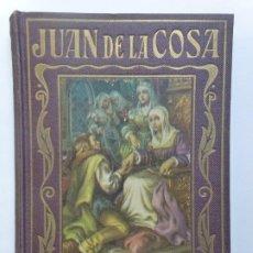 Livres d'occasion: PÁGINA BRILLANTES. JUAN DE LA COSA. Lote 192543585