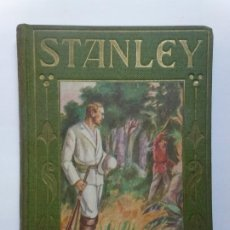 Livres d'occasion: LOS GRANDES HOMBRES. STANLEY. Lote 192545608