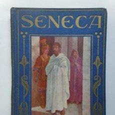 Livres d'occasion: LOS GRANDES HOMBRES. SENECA. Lote 192545788