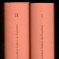 Livres d'occasion: PLAZA UNIVERSAL DE TODAS CIENCIAS Y ARTES. DOS TOMOS. Lote 192560225