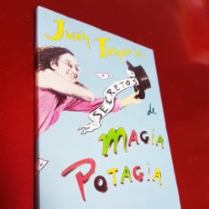 Libros de segunda mano: LIBRO-SECRETOS DE MAGIA POTAGIA-JUAN TAMARIZ-EDITORIAL FRAKSON-1988-VER FOTOS. Lote 192643113