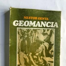 Libros de segunda mano: GEOMANCIA / NESTOR GENTA / ED. KIER AÑO 1980. Lote 192703866