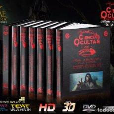 Libros de segunda mano: CIENCIAS OCULTAS - ENIGMAS SOBRENATURALES DE LA HUMANIDAD - HD Y 3D - EDITORIAL ABANTERA (2012). Lote 192756142