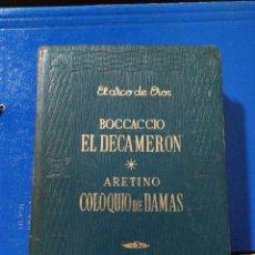Libros de segunda mano: EL ARCO DE EROS LIBRO DE 1964 ( ILUSTRADO ). Lote 192844610