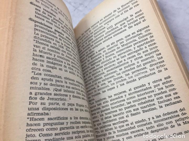 Libros de segunda mano: Frederik Koning. Diccionario de Demonología. 1ª Edición Bruguera 1974 - Foto 6 - 192858580