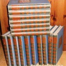 Libros de segunda mano: EL TESORO DE LA JUVENTUD 17T POR VARIOS AUTORES DE EDICIONES LEO / EXITO EN BARCELONA S/F. Lote 193067523