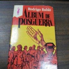 Libros de segunda mano: ALBUM DE POSGUERRA. RODRIGO RUBIO. PLAZA & JANES. 1977.. Lote 193219963