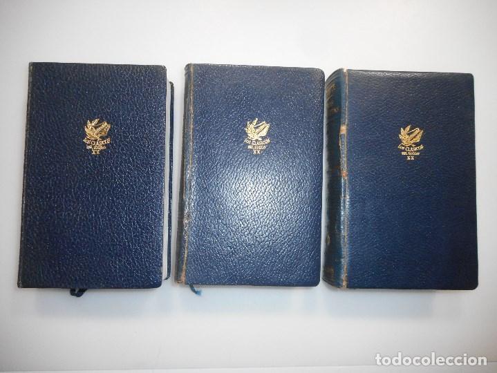 COLETTE OBRAS COMPLETAS(3 TOMOS) Y98576T (Libros de Segunda Mano (posteriores a 1936) - Literatura - Otros)