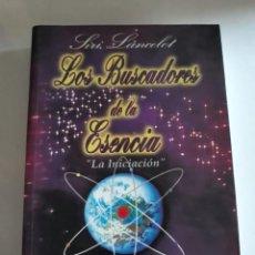 Libri di seconda mano: LOS BUSCADORES DE LA ESENCIA. LA INICIACIÓN - ADOLFO ALEJANDRO CATALA MORENO. Lote 242284045