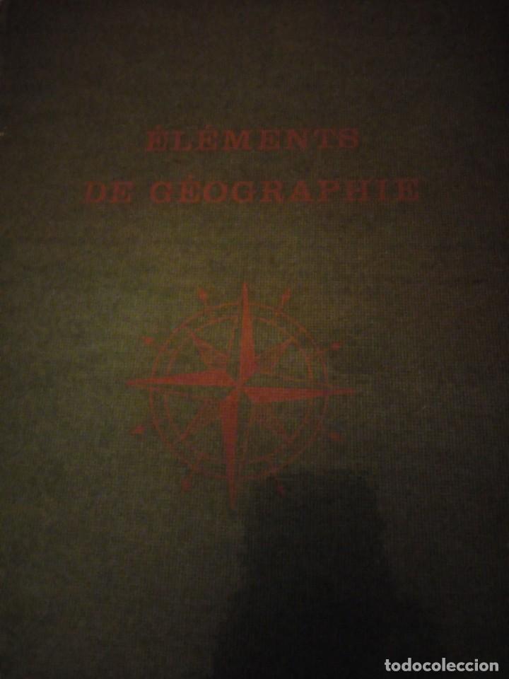 Libros de segunda mano: elements de geographie eric dellenbach.roland stahli 1958,frances - Foto 2 - 193356775