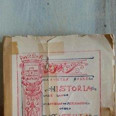 Libros de segunda mano: APUNTES SOBRE LA HISTORIA DE LAS ANTIGUAS MERINDADES DE CASTILLA. - JULIÁN GARCÍA SAINZ DE BARANDA,. Lote 193396958