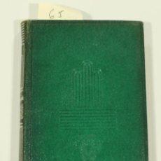 Libros de segunda mano: AGUILAR - COLECCION : CRISOL - Nº 065 - FABULAS Y CUENTOS COMPLETOS- JUAN E. HARTZENBUSCH. Lote 193410487