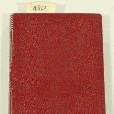 Libros de segunda mano: AGUILAR - COLECCION : CRISOL - Nº 130 -. GRANDES ESPERANZAS - CHARLES DICKENS. Lote 193412343