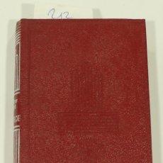 Livros em segunda mão: AGUILAR - COLECCION : CRISOL - Nº 212 - IVANHOE - WALTER SCOTT. Lote 193423381
